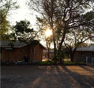 Orapa housing