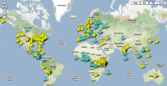 Click image to go to FWCC's live map
